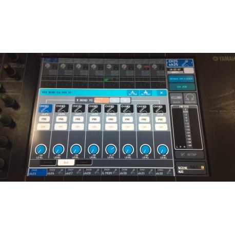 YAMAHA – M7CL32 – Console numérique - Occasion
