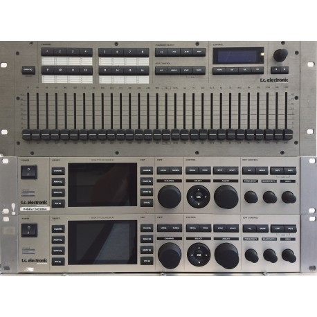 TC Electronic – EQ Station + Remote - Occasion