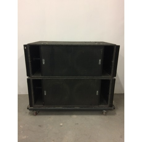 NEXO RS18C Subwoofer - Occasion