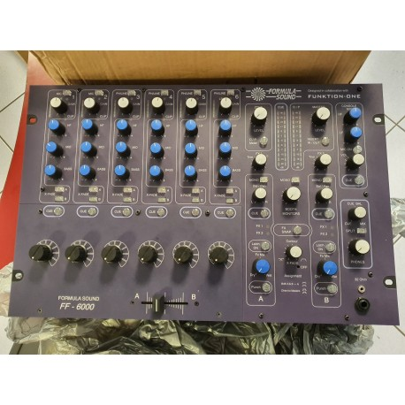 Table de Mixage Funktion One FF6000 R - Occasion