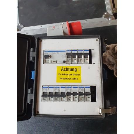 Armoire électrique BALLS 32A Tétra - Occasion