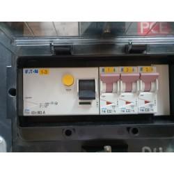 Armoire 5 électrique PCE 32a Tétra - Occasion