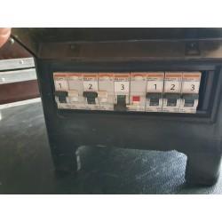 Armoire 2 électrique PCE 32a Tétra - Occasion