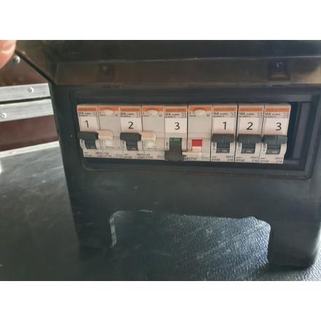 Armoire électrique PCE 32 a Tétra - Occasion